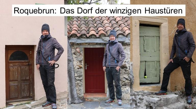 020Roquebrun winzige Haustüren